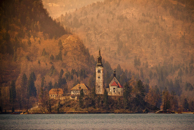 Bled, Slovenia - Kostenloses image #334147