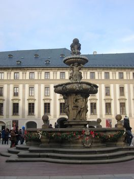 Prague Castle square - Free image #334177