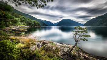 Sognefjord - Dragsviki, Norway - Travel photography - Kostenloses image #334527