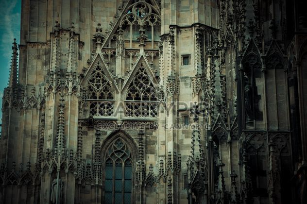 Wien gothic cathedral - image gratuit #335237