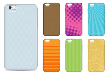 Phone Cases - vector gratuit #335317