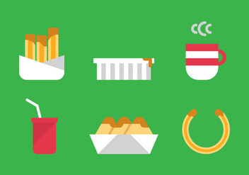 Free Churros Vector Icons #5 - Free vector #335397