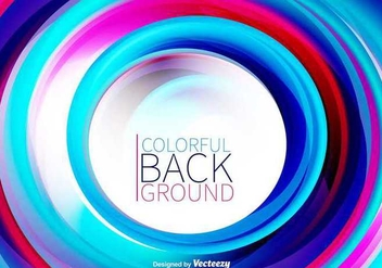 Abstract colourful background - Free vector #336837