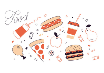 Free Food Vector - Free vector #337077
