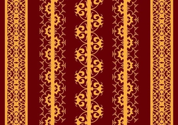 Classic Lace Trim Vector - Free vector #337627