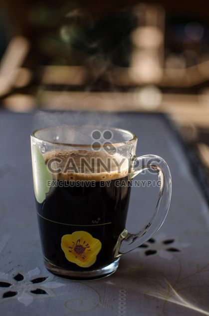 Cup of black coffee - Free image #337887