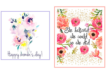 Womens Day - vector #338647 gratis