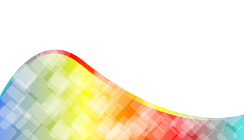 Colorful free vector background - Kostenloses vector #339637