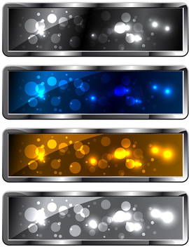 Vector Banners - Free vector #340167