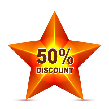 Discount Tag - vector #340337 gratis