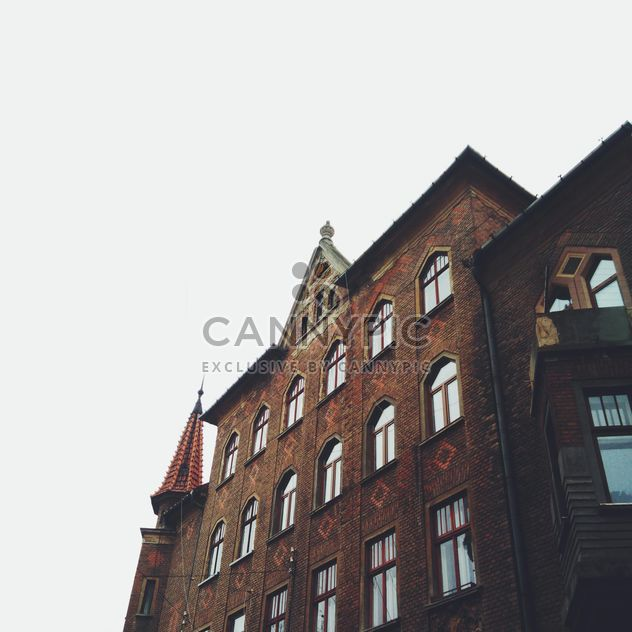 Residential building on the corner of Sidi Tal and L. Ukrainka streets, Chernivtsi, Ukraine - image gratuit #342497