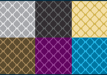 Fishing Net Texture Vectors - Free vector #342667