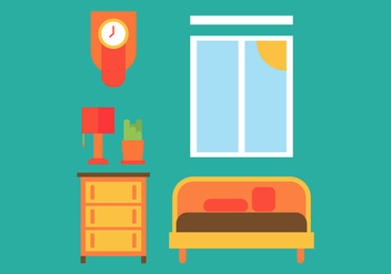 Free Kids Room Vector Icons #20 - Kostenloses vector #342677