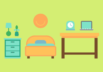Free Kids Room Vector Icons #21 - Kostenloses vector #342707
