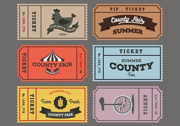 Vector Ticket - Free vector #343167