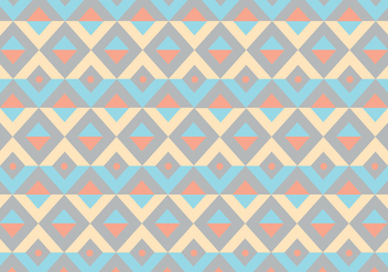 Abstract Pattern Geometric Vector Background - Free vector #343247