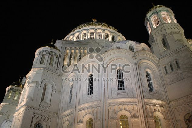 Naval Cathedral, Kronstadt - image gratuit #343917