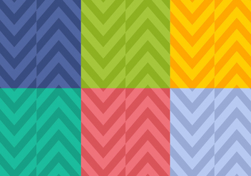 Free Subtle Herringbone Patterns - Kostenloses vector #345477