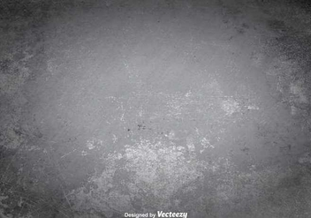 Gray Grunge Wall Background Vector - vector gratuit #346107