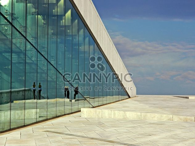 Oslo Opera House, Norway - Free image #346227
