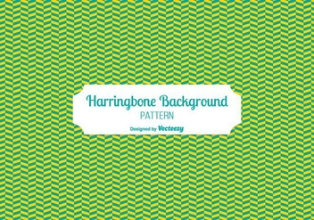 Herringbone Style Background Illustration - vector gratuit #347637