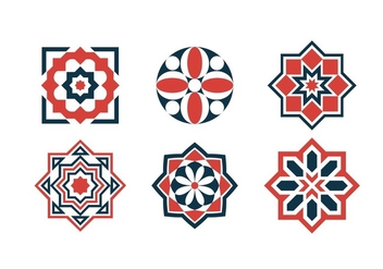 FREE ARABESQUE VECTOR - Free vector #348167
