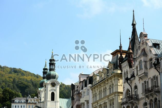 Church of St. Mary Magdalene, Karlovy Vary, Czech Republic - Kostenloses image #348407