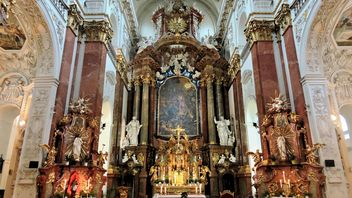 View on church altar - image gratuit #348637