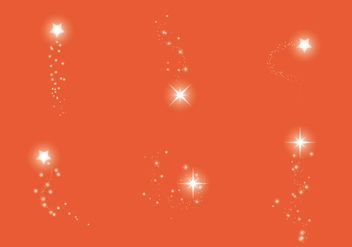Free Stardust Vector Illustration - Free vector #348687