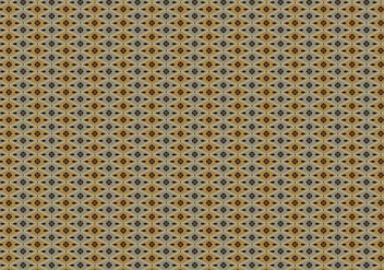 Earthy Diamond Pattern Vector - vector gratuit #350697