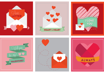 Free Valentine's Day Vector - Kostenloses vector #353177