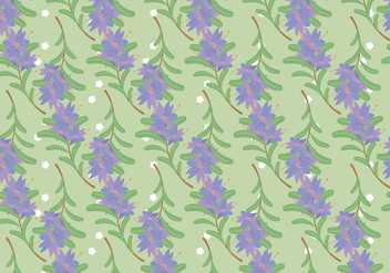 Free Thyme Vector Pattern #4 - vector #354337 gratis