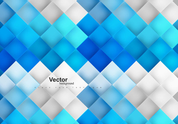Beautiful Seamless Mosaic Pattern - vector #355007 gratis