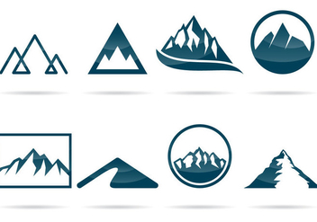 Everest Logo Vectors - Free vector #355197