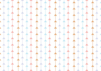 Pastel Triangular Pattern - vector #355207 gratis