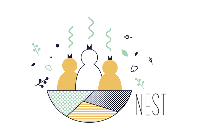 Free Nest Vector - Free vector #356217