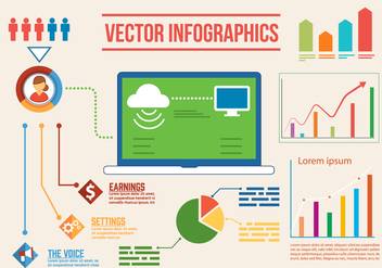 Free Infographics Vector - Free vector #357397