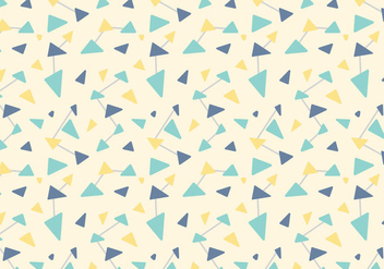 Free Green Pattern #3 - vector gratuit #358047