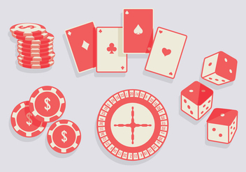 Casino Royal Vector - vector gratuit #358077