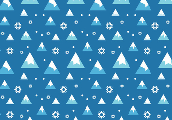 Free Everest Pattern #1 - Kostenloses vector #358447