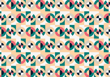 Free Abstract Pattern #4 - бесплатный vector #358627