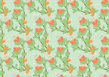 Free Thyme Vector Pattern #3 - vector #358977 gratis