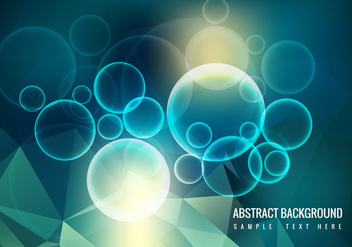 Free Colorful Abstract Vector Background - бесплатный vector #359007