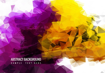 Free Colorful Vector Background - бесплатный vector #359047