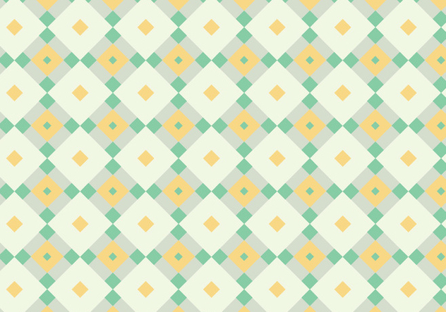Geometric Traditional Pattern - vector #359447 gratis