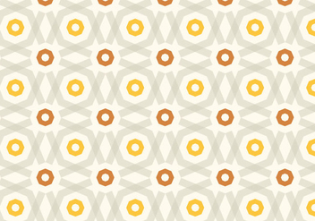 Diamond Shapes Tile Pattern - vector gratuit #359797
