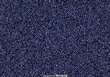 Vector Blue Denim Texture Background - vector gratuit #360577