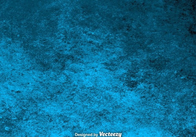 Blue Vector Grunge Wall Texture Background - Free vector #360647