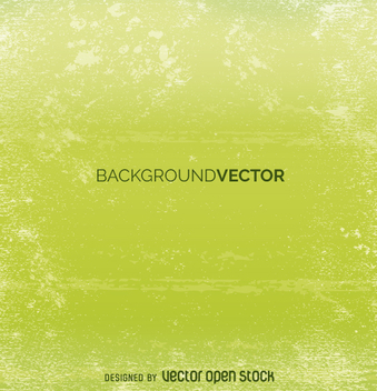 Grunge texture in green - vector gratuit #360717