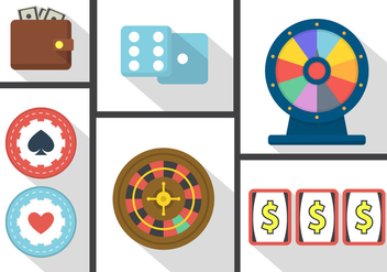 Wheel Of Fortune Collection - vector #361247 gratis